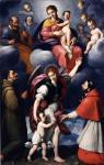 Карло Череза. Святое семейство