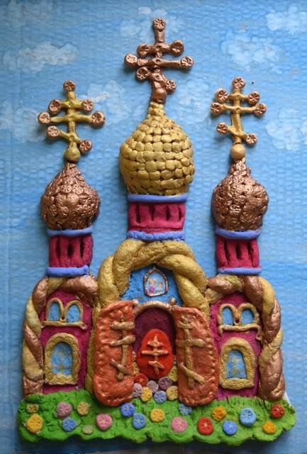 Страна мастеров поделки православие 30