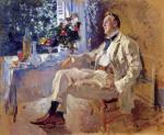 Korovin K. Portrait of Fyodor Chaliapin. 1911