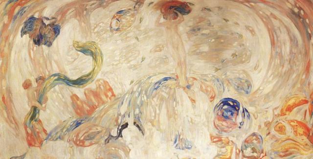 Милиоти Н.Д. Рождение Венеры. 1912