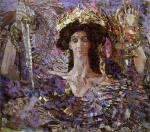 Vrubel M. Six-Winged Seraph. 1904