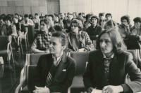 Повышение квалификации музейных сотрудников. 1980-ые