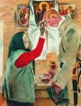 Е.Е. Моисеенко. Сын. 1969. Государственная Третьяковская галерея