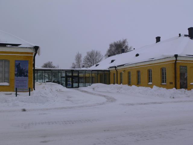 Художественный музей Южной Карелии (Лаппеенранта)