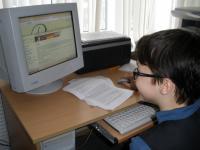 Артем Лысов учится демонстрировать сайт ГРМ