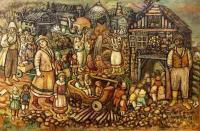 Вход в Город Всеобщего Благоденствия (фрагмент)