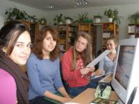 Французские студенты знакомятся с сайтом ГРМ