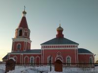 Церковь Бориса и Глеба в посёлке Борисоглебское