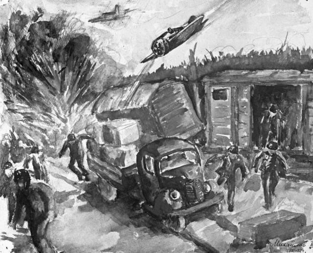 Картинки на тему война на дорогах
