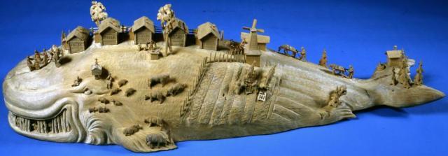Чудо-юдо рыба-кит. 1947