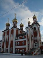 Храм Новомученников и Исповедников Российских г.Чебоксары