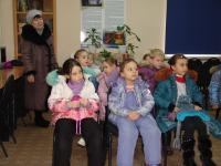 Ученики предшкольной группы МБОУ СОШ №27