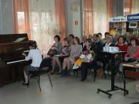 Учащаяся школы искусств №3 Аэлита Хаирзаманова