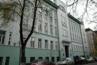 Торговый дом Сапожникова со стороны ул. Рахматуллина, где располагалась мастерская Н.М. Сапожниковой