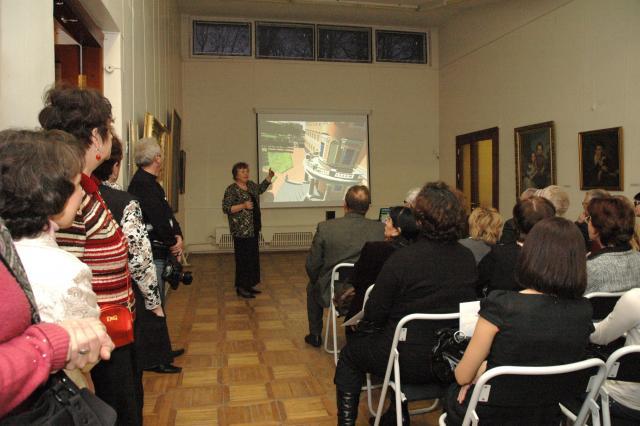Информационно-образовательный центр «Русский музей: виртуальный филиал» в Казани