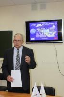 И.В.Зимин, заведующий кафедрой Истории Отечества, д.и.н., профессор ПСПбГМУ им. И.П.Павлова
