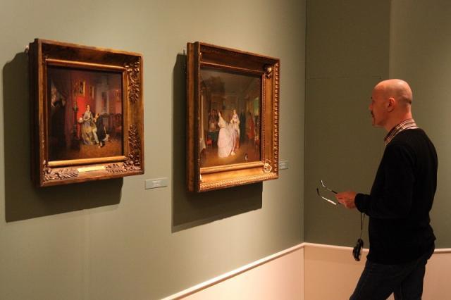 Выставка «Павел Федотов. 1815-1852» в корпусе Бенуа