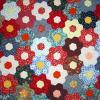 «Лоскутная мозаика» Ольги Бородиной
