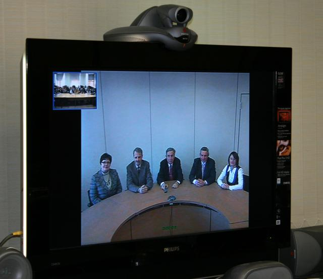 """Видеоконференция в рамках семинара """"Русский музей: виртуальный филиал"""" - уникальный объект гуманитарной образовательной среды"""""""