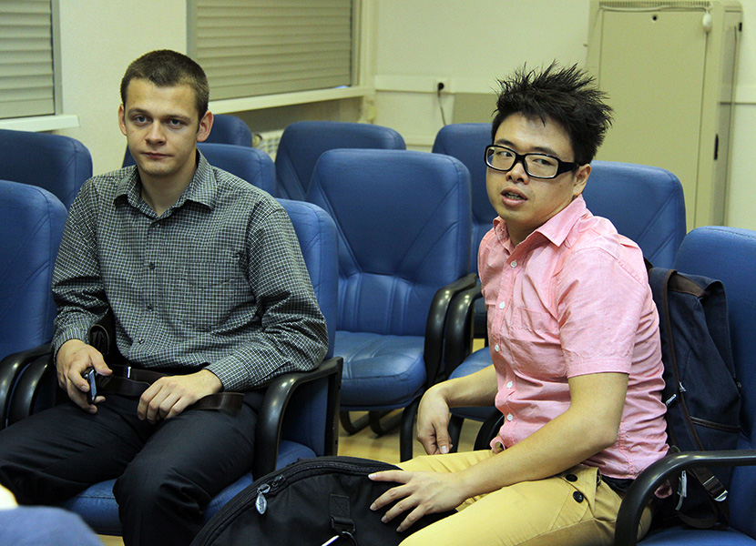 Международная летняя школа в гостях у виртуального филиала Русского музея фото 2