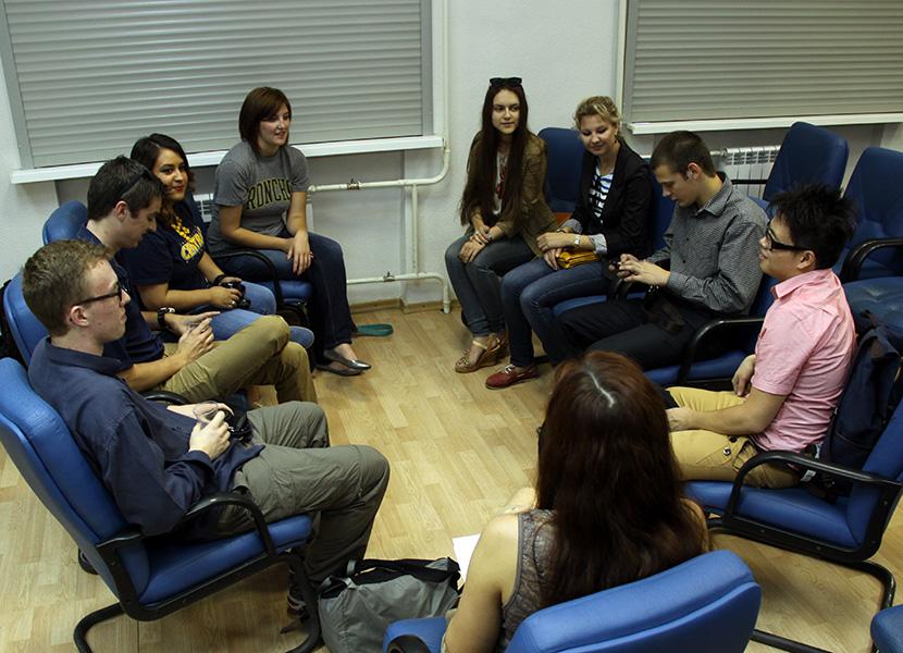 Международная летняя школа в гостях у виртуального филиала Русского музея фото 3