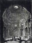 Джованни Батиста Пиранези. 1720 – 1778. Внутренний вид храма Тоссе.