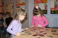 Апрель 2014 года, экзамен для детей – слушателей курса «Сказки о русских художниках», группа сотрудника ВФ Павловой Людмилы