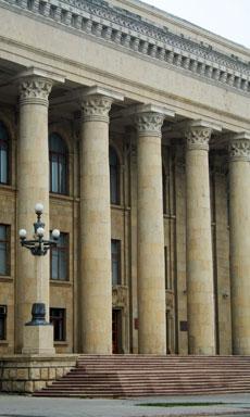 Музейный центр Министерства Культуры и Туризма  Азербайджанской Pеспублики