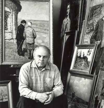 Борунов Геннадий Федорович (1928-2008)