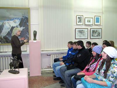 Занятия в ИОЦ по губернаторской программе