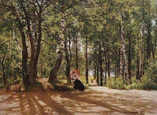 """""""На даче"""".1894"""