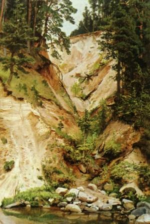 Обрыв.1893